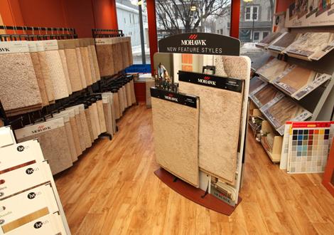 Carpet flooring village paint and decorating scotia for Mohawk flooring dealers