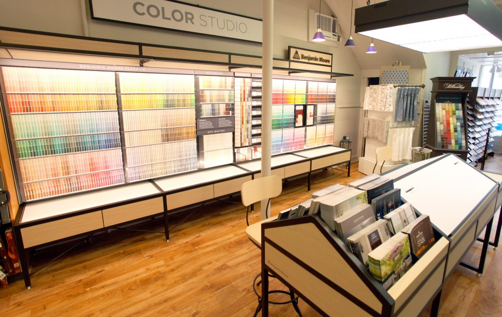 Niskayuna Paint Store - Village Paint - Scotia