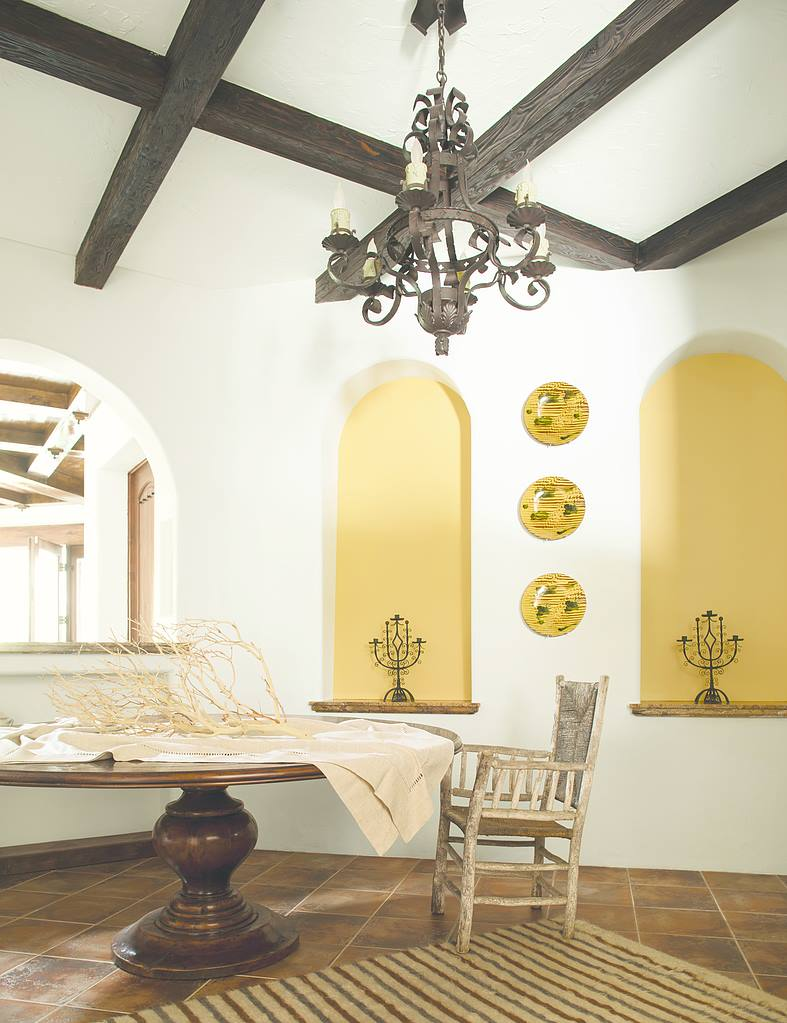 Expert Advice on Accent Colors York Harbor Yellow Village Paint Benjamin Moore