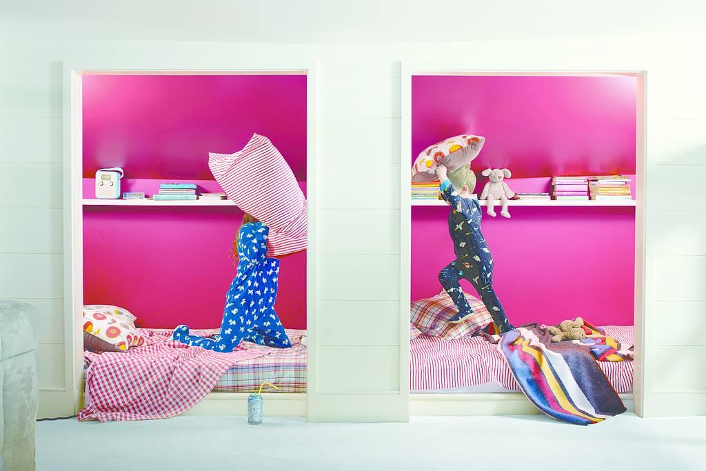 Rosy Blush Benjamin Moore | Schenectady Paint Advice pink village paint schenectady scotia benjamin moore